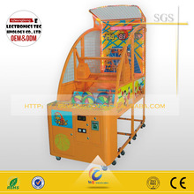 2016 amusement hoop shooting basket ball game,hop shooting basket ball game