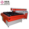 High precision cnc laser 300w power co2 laser double eagle die cutting machine / paper cup die cutting machine