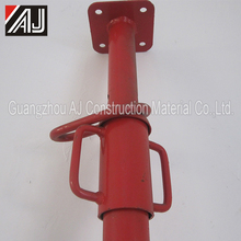 Antitrust painting adjustable scaffolding prop used in construction