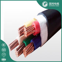 Pvc Jacketed cable Price 25 35 50 70 95 Mm stranded Copper XLPE Electrical Cable