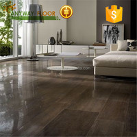 high quality 3mm Glue Installed PVC Vinyl Flooring