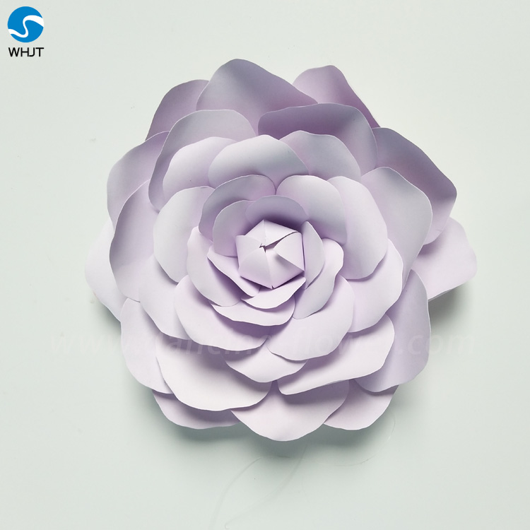 Wedding stage peony artifical flower for backdrop wall