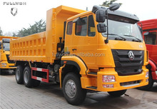 Sinotruk HOHAN 6x4 standard 30 ton payload capacity tipper truck