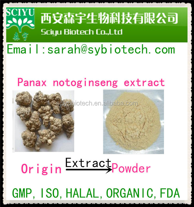 Supply high quality panax notoginseng
