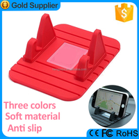 Nice design competitive price inflatable mobile phone sofa holder used in car dashboard