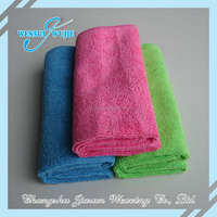 Quick dry towel microfiber cleaning cloth private label wholesale