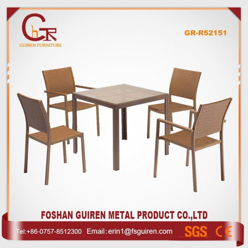 Online Shop China Pleasing outdoor bistro outside restaurant furniture