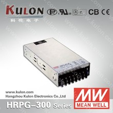 Meanwell HRPG-300-5 300W 5V Single Output PFC ac dc power supply
