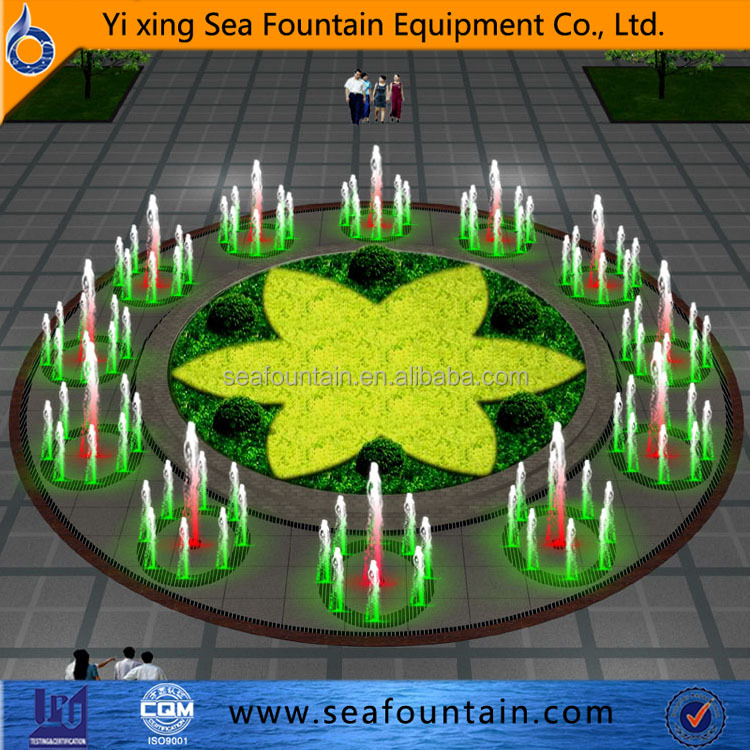 novel indoor floor water fountain be decorated with water fountain parts