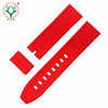 Vaious colors favorable price silicone watch strap