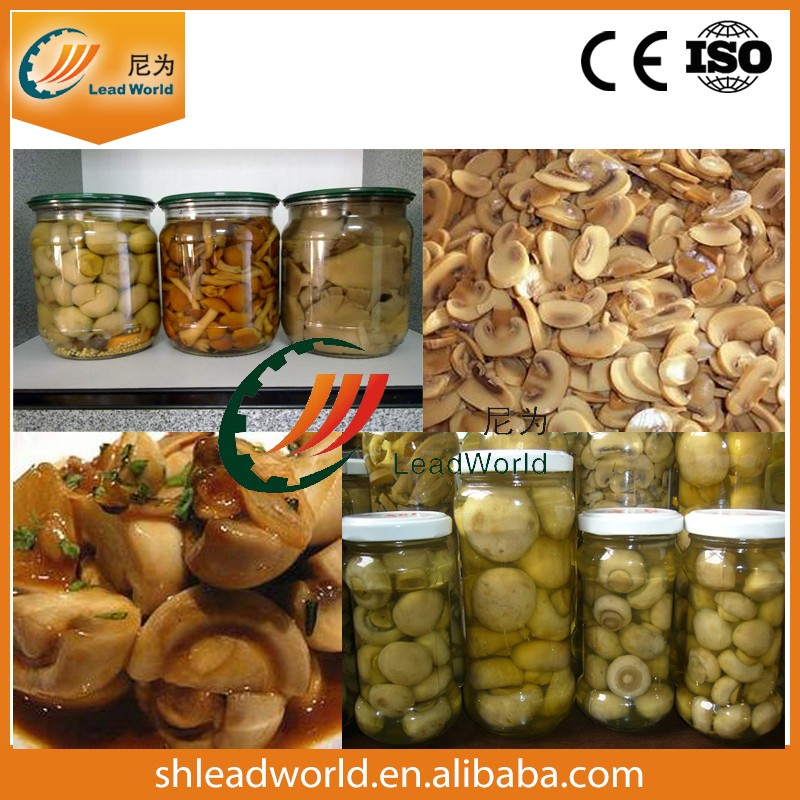 super septmeber Automatic cucumber canned food packaging machine