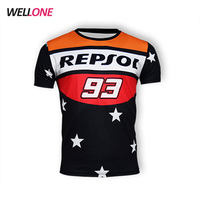 Guangzhou collection factory quick dry anti shrink polyester custom design all over sublimation man sports oem t-shirt