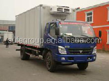 reefer truck body box, refrigerated truck body box