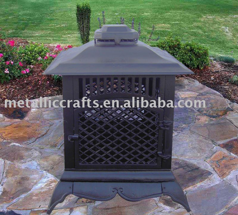 Mexican Chiminea Pizza Oven