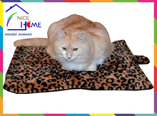 2015 NEW pet warming self-heating bed pads for cats