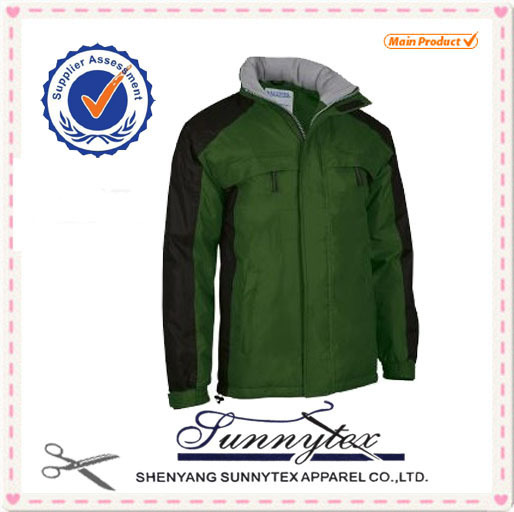 SUNNYTEX OEM 2014 Top Selling Main Product Outdoor Cheap Windcheater Jacket