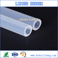 white silicone rubber solid sealing strip