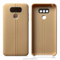 Mariton 2017 New Rubber Gel TPU Soft Double Lines Cover Case For Samsung Galaxy S8 Plus