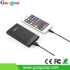 New design electronic products 2A input and output dual usb qc 3.0 10000mah smart power bank for smartphone