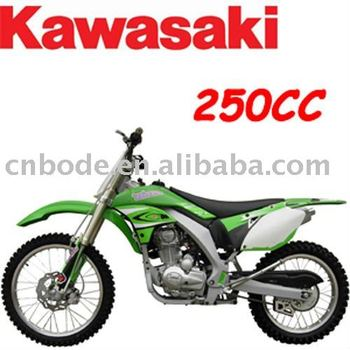 New 250cc Motorcycle (MC-678)