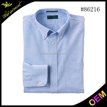 Successful men's dress shirt design with fashion style