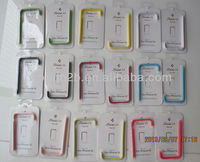 New vserstore ex two parts plastic bumper Case for iphone 5c