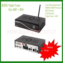 Sunray4 800HD se best hd receiver for card sharing
