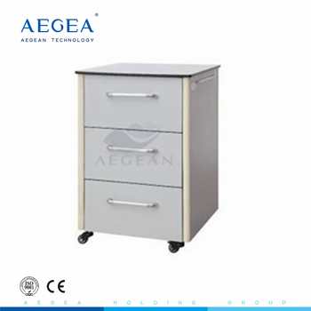 With three drawers handle manufacturer hospital medicine cabinet