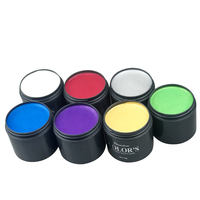 High quality Hair Color To Make Hair Style Fashion Hair Color Pomade Wax