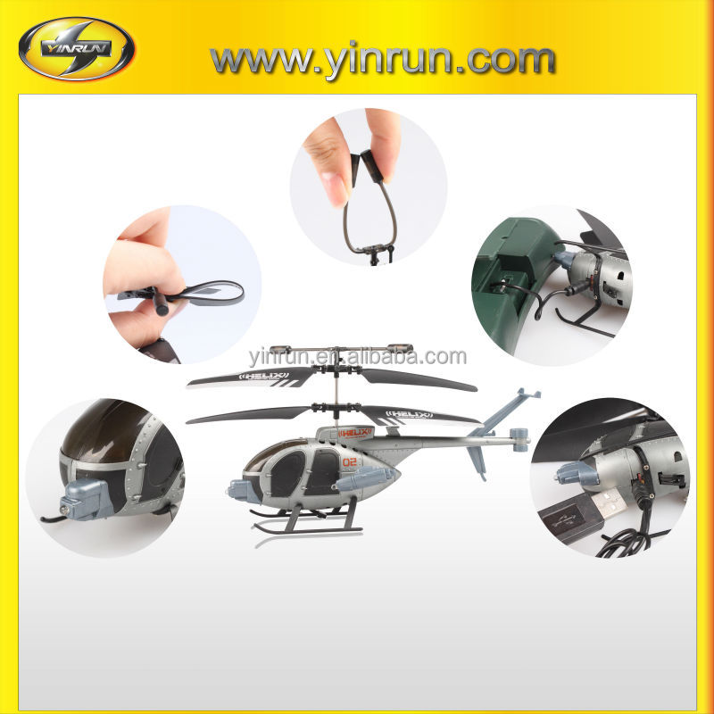 YINRUN W1201 3CH baby kid unmanned toy helicopters for sale