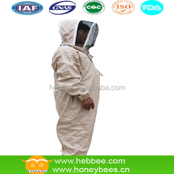 100% Cotton Bee Keeper Clothes Bee Suit