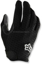 Full finger cycling gloves,mountain bike gloves,racing short finger cycling gloves Charcoal black