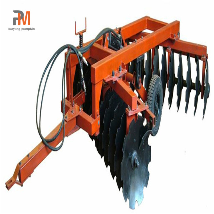 2018 hotselling agricultural machinery farm heavy duty disc harrow