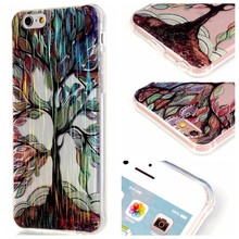 Custom fashion tpu case for nook color for iphone 7