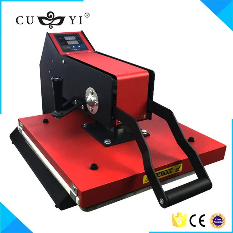 TOP SALE simple design roller style clothes heat press machine for wholesale