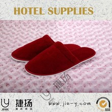 hotel factory high quality soft bedroom slipper men beach slipper for women