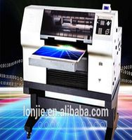 multicolor 3d digital flatbed decorative mat and fan printer machines