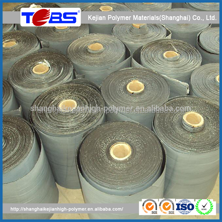 OEM self-adhesive bitumen waterproofing membrane /tape , app modified waterproofing membrane