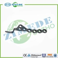 Orthopedic trauma plate ISO CE clavicle hook plate