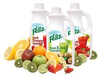 [KITA] FELIZ Fresh Fruit Smoothie(concentrate syrups)