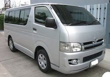 Hiace bus low roof 2.5 Turbo Diesel, 2WD, Manual