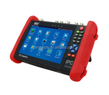 Best sale 7 inch capacitive touch screen HD TVI/CVI/AHD/SDI IP Camera CCTV Tester