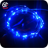 2016 Holiday Detector Christma Led Light 5m Led String Lights