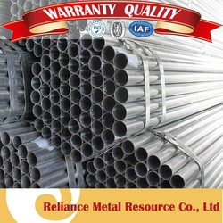 GALVANIZED STEEL PIPE CONSTRUCTION MATERIAL