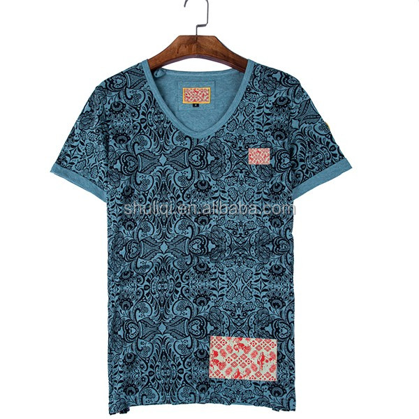 Multicolor printed t shirts, 100% cotton t-shirts bulk wholesale manufacturers in china