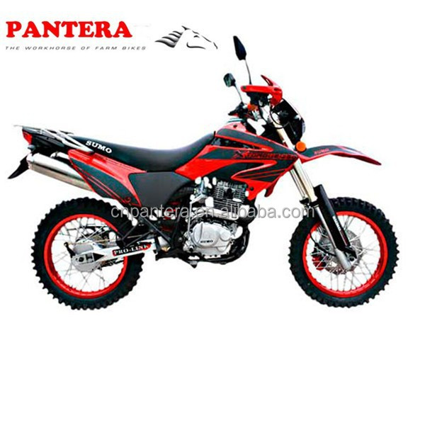 New Durable Fashion Design Hot-selling Cheap Chinese Gas-powered 125 4 Stroke Dirt Bike Hot Sale