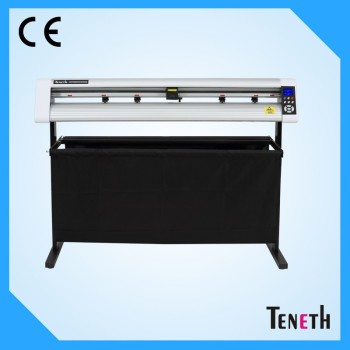 TENETH 1.3m adhesive vinyl cutting plotter / plotter sticker cutting machine T48L