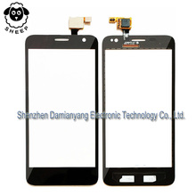 Mobile Parts Glass Panels Digitizer Assembly Replacement For Alcatel One Touch Idol mini 6012 OT6012 6012A 6012D Touch Screen