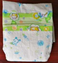 Cheap adult baby style diapers with Chinese factory