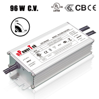 Constant voltage IP67 Waterproof 96W dimmable 12v LED power supply